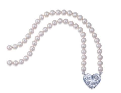 Christie's to Offer 92ct. Pendant