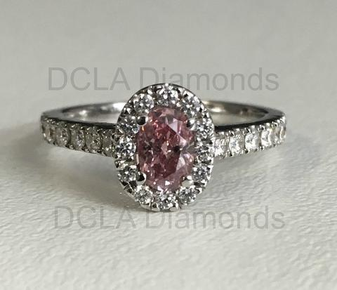 Argyle Vivid Pink Diamond