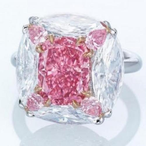 Pink Diamond fetches $2.2M USD Per carat at Christie's