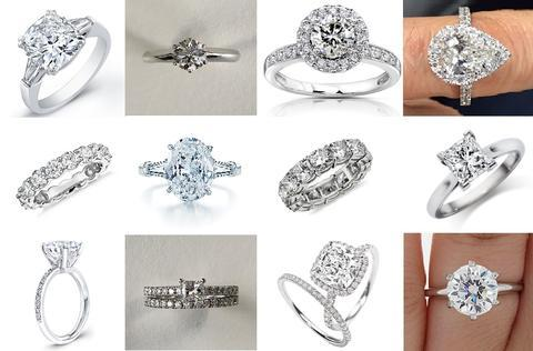 DCLA Diamonds bespoke engagement rings