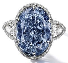 Flawless blue diamond sells for $42m