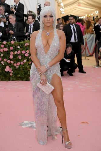 Jennifer Lopez wore Harry Winston jewellery worth $8.8 million to the Met Gala