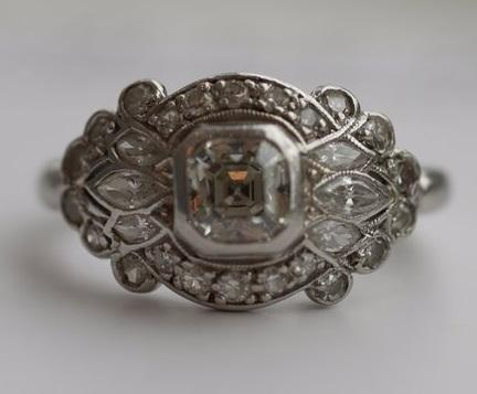 Diamond Ring Old to New