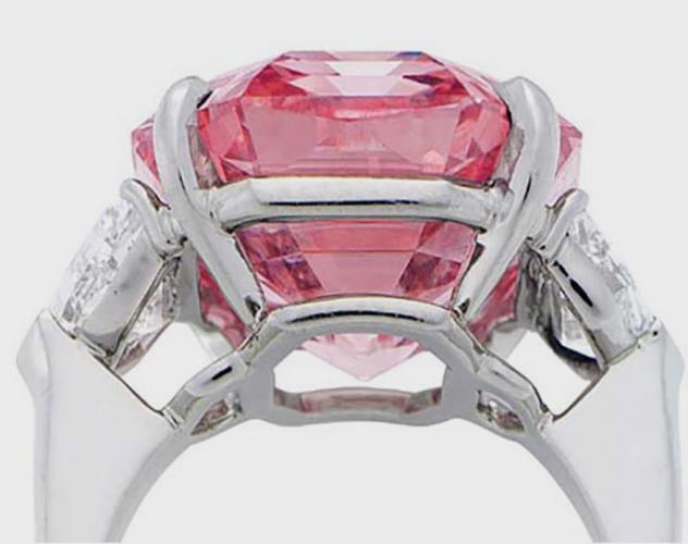 Fancy Pink Diamonds Have Soared 116% in Value over the Past 10 Years