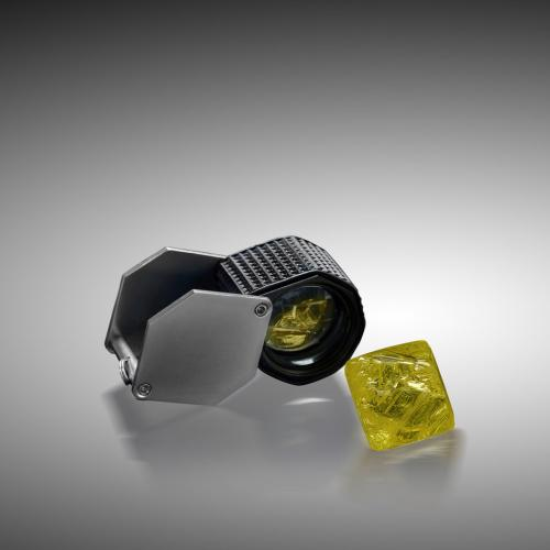 Mountain Province Diamonds Announces Inclusion of 60 Carat Fancy Vivid Yellow Rough Diamond in its February Sale